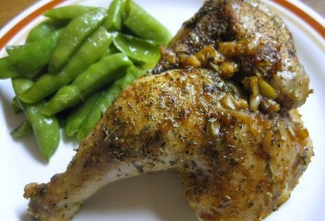 Fast Paleo » Cornish Game Hens with Orange and Herb Glaze - Paleo Recipe Sharing Site