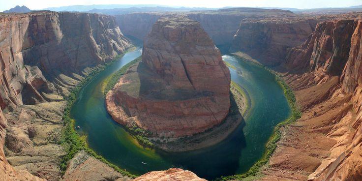Lake Powell Horseshoe Bend | , Horseshoe Bend, Colorado, Colorado River, Lake Powell, Lac Powell ...