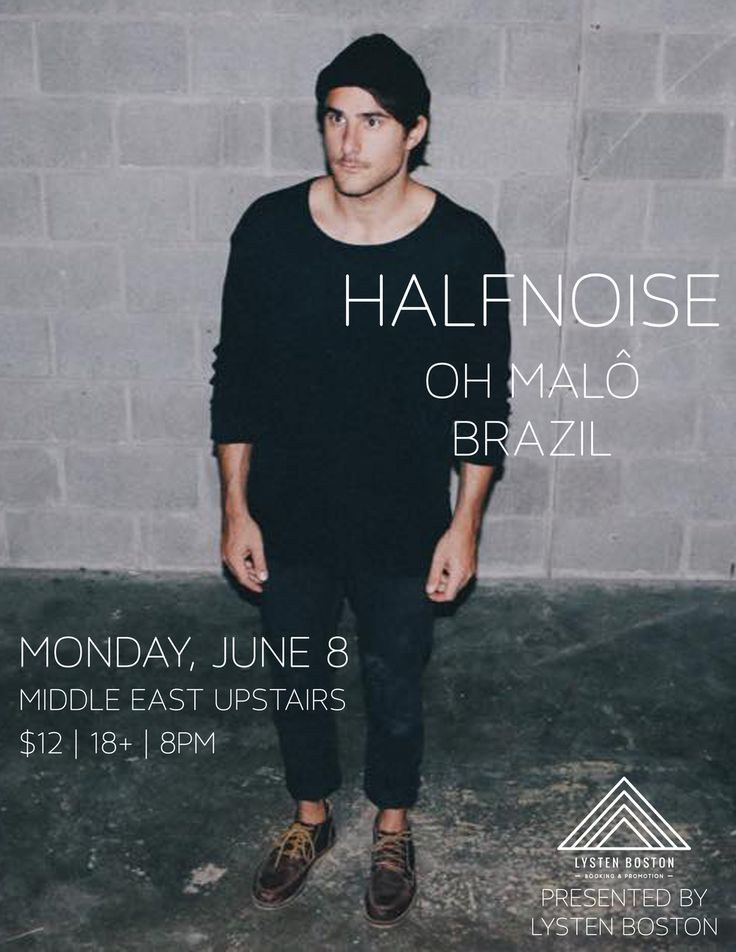 Image result for halfnoise