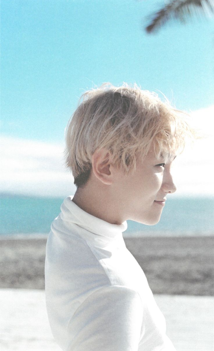 Baekhyun - 160921 Second official photobook 'Dear Happiness' - [SCAN][HQ] Credit: 란초.