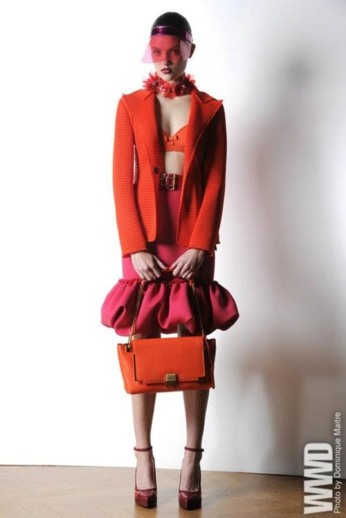 Lanvin Resort 2013: Fashion Couture, Bright Pink, Colors Stories, Fashion Archives, Cruceros 2013, Resorts 2013, 2013 Ss13, 2013 Fashion, Lanvin Resorts