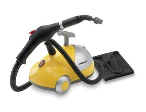 Wagner On Demand Power Steamer Vacuum Cleaner Floor Dirt Dust Suction Remover