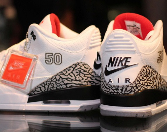 "AIR JORDAN III '88 NIKE AIR RETRO – ""MJ50″"