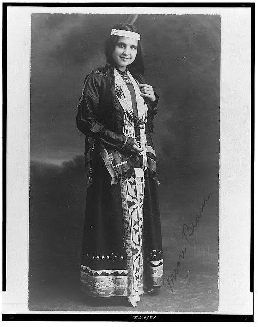 Potawatomi Indian Princess Moon Beam