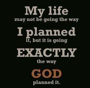 My current state of mind :)The Lord, God Will, God Plans, Daily Reminder, Remember This, Life, Quotes, The Plans, True Stories