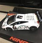 1 32 SCALE DISCT'D NINCO 50531 LAMBORGHINI GALLARDO BLANCPAIN GT slot car  Price 59.99 USD 1 Bids. End Time: 2017-01-18 01:41:52 PDT