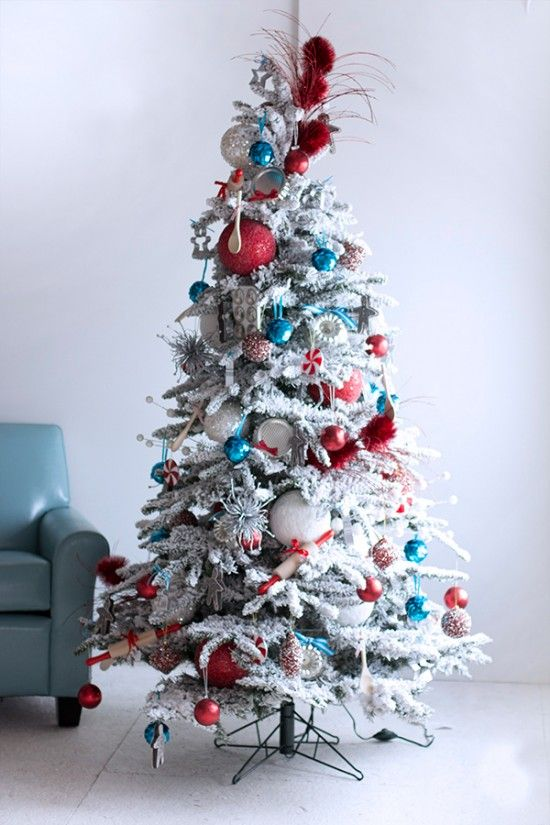 Christmas Tree Decorated Ideas