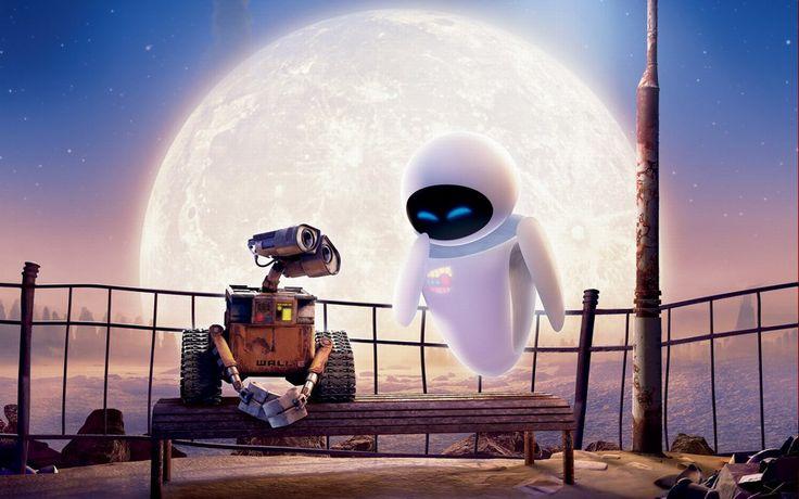 Wall-E & Eve ~ WALL-E (2008)