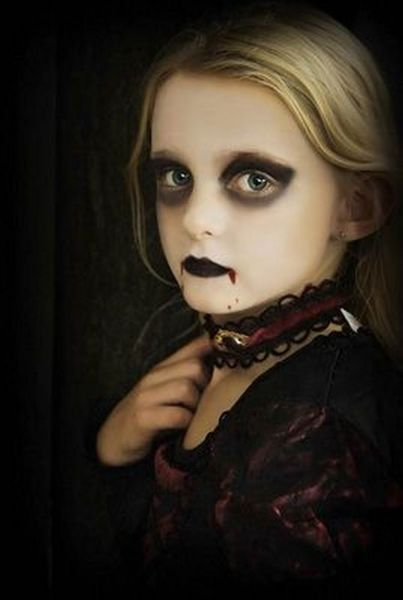 Bambina-vampiro
