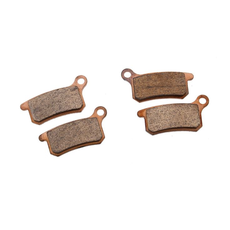 2008 - 2010 KTM 85XC 85 XC Front and Rear Severe Duty Sintered Metal (Grey) Brake Pads