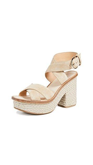 c59812755de Joie Tanglee Platform Sandals
