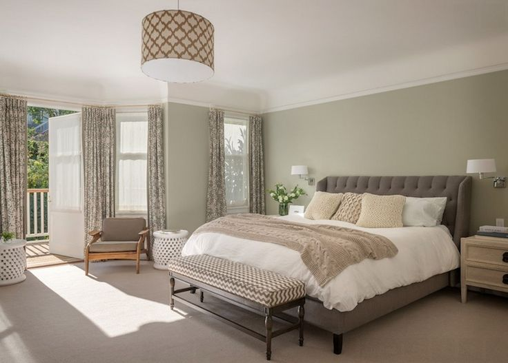 winning master bedroom design. Light  Classic contemporary bedroom san francisco Sutro Architects walls are Benjamin Moore Spanish Olive 322 best Beautiful Bedrooms images on Pinterest Master