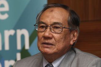 A-G's decision to prosecute not subject to judicial review, says former top judge