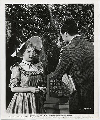 Sandra Dee and John Gavin in Tammy Tell Me True (1961)