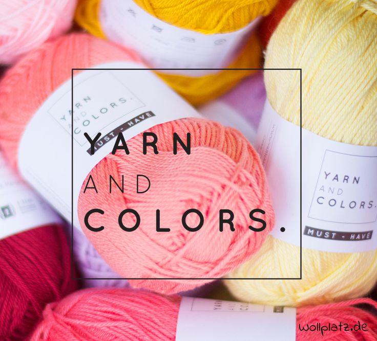 26 besten Yarn and Colors Bilder auf Pinterest | Farben, Muster und ...