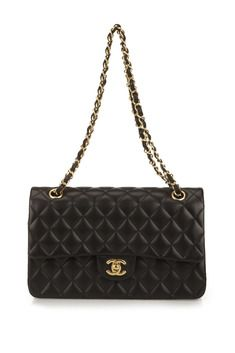 Chanel Classic Lamb Skin Bag With Flap [Displayed]