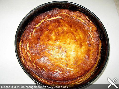 Schlesischer Quarkkuchen nach Omi Gertrud