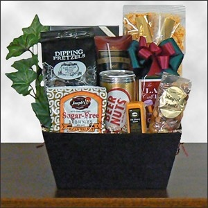 Best 13 sugar free gift ideas images on pinterest sugar free gift our sugar free cheers giftpack will give the man in your life a snack pack to negle Gallery