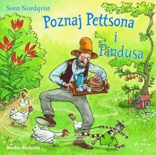 Poznaj Pettsona i Findusa - Wydawnictwo Media Rodzina - Książki, Audiobooki, eBooki