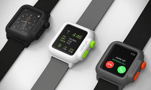 Catalyst Unveils Waterproof Case for Apple Watch
