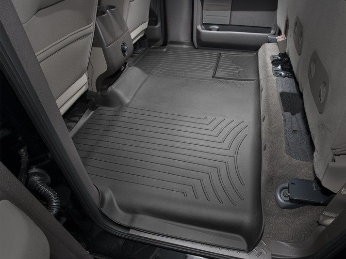 2011 Ford F-150 | WeatherTech FloorLiner custom fit car floor protection from mud, water, sand and salt. | WeatherTech.com
