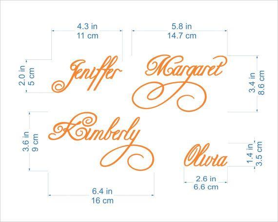 Spiegel Rosa Laser Geschnitten Namen Personalisierte Hochzeit