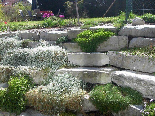Trockenmauern | Gartenbau Reiser