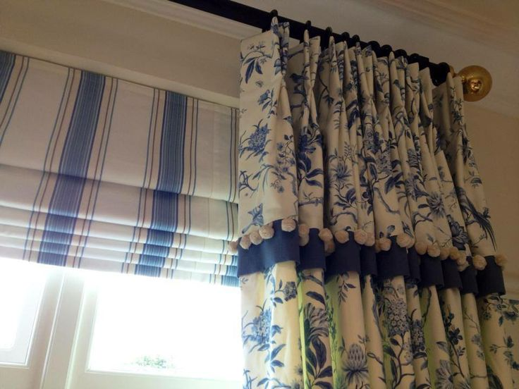 Curtains With Pelmet Attached Contemporary Drape and Pel