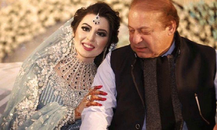 Nawaz Sharif's granddaughter