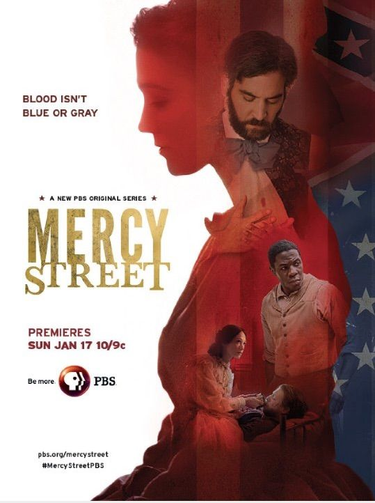 "Amazon to Stream PBS's Six Episode Civil War-Era drama ""Mercy Street"" a Week After it Airs on PBS #AmazonPrime #PBS Read more at: http://www.redcarpetreporttv.com/2016/01/15/amazon-to-stream-pbss-six-episode-civil-war-era-drama-mercy-street-a-week-after-it-airs-on-pbs-amazonprime-pbs/"