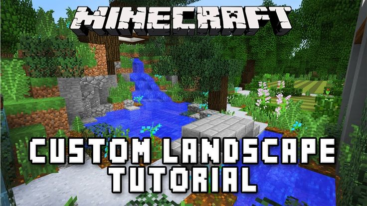 Garden Design Minecraft minecraft tutorial: making a zen garden design (modern build house