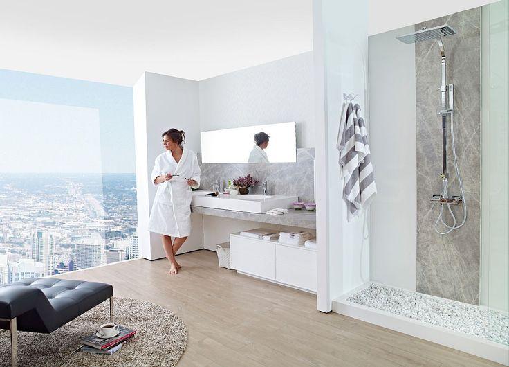 Teka Formentera 4. Zainspiruj się z nami! Zobacz projekty łazienek zaaranżowane w praktyczny sposób do każdej wielkości pomieszczenia.