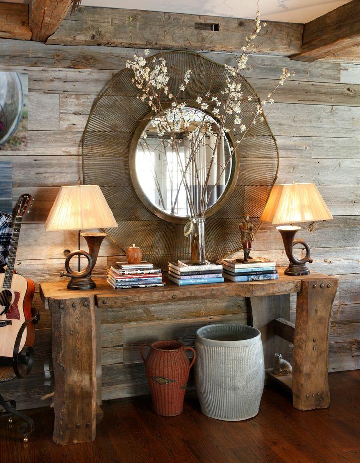 Trillage Iron Mirror by Judy King Interiors - Lookbook - Dering Hall