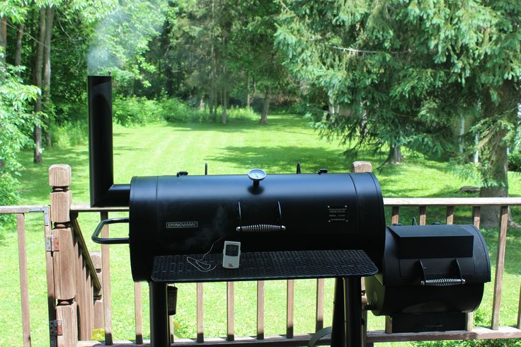 682 Best Images About Bbqs On Pinterest Offset Smoker
