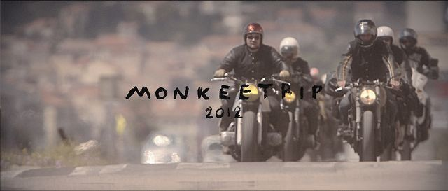 MONKEETRIP 2012 EPISODE # 3 by simon weyhe. In June 2012 our crew from Wrenchmonkees went across Europe to test our own Nordic Work Wear tailored by Kansas. Driving, wrenching and sleeping in our own garments for 10 days proved for us what works and what doesn´t. This is how it went…