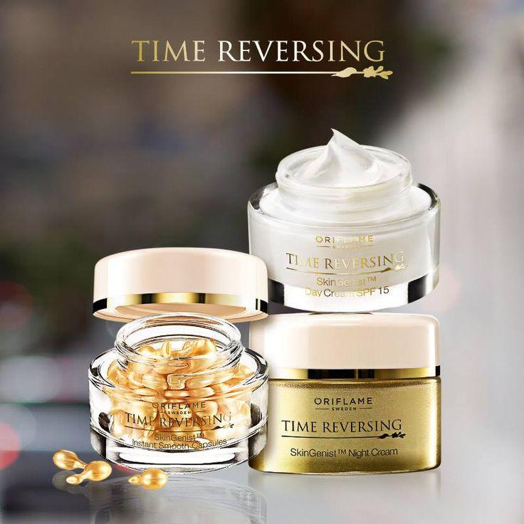 TIME REVERSING SkinGenist (tm).
