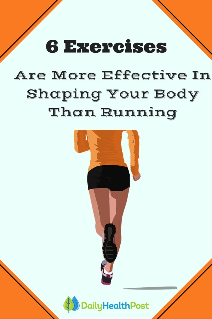 These 6 Exercises Are More Effective In Shaping Your Body ...