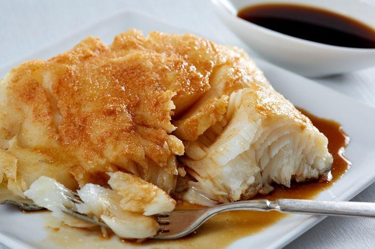 Smoked Chilean Sea Bass With Ponzu Sauce