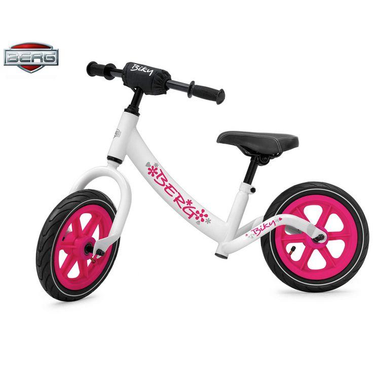 Berg Biky white balance bike. | Gift Ideas | Pinterest