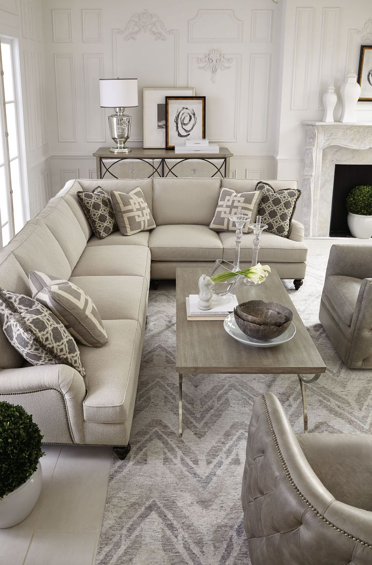 Marquesa Palazzo Signature Seating Living Room | Bernhardt Part 88