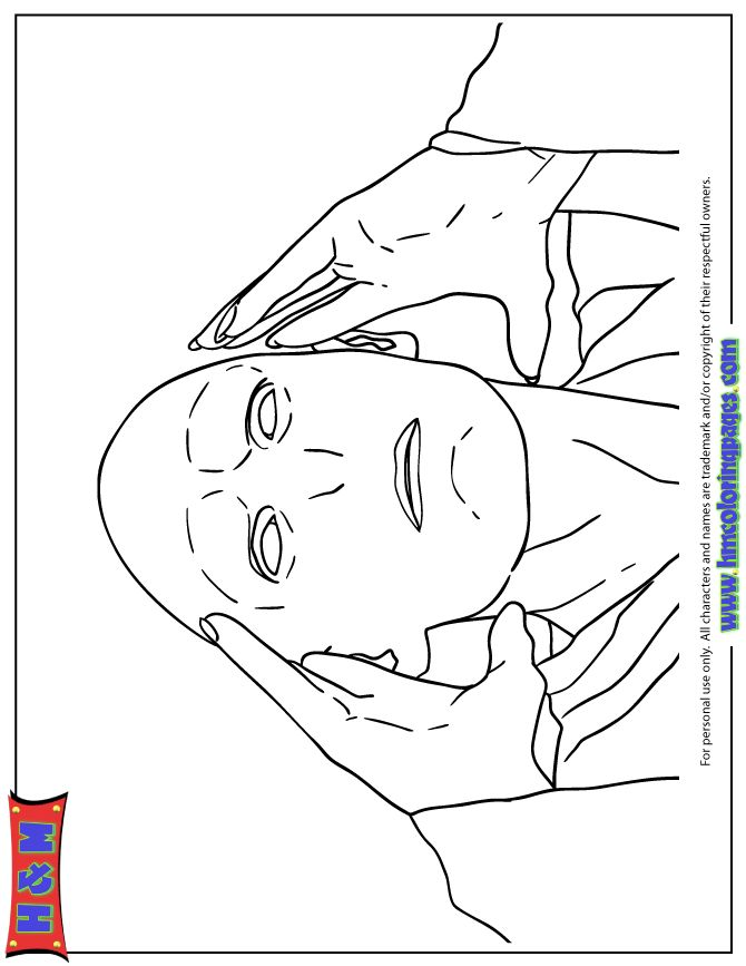 Harry Potter coloring pages on Coloring-Book.info | 867x670