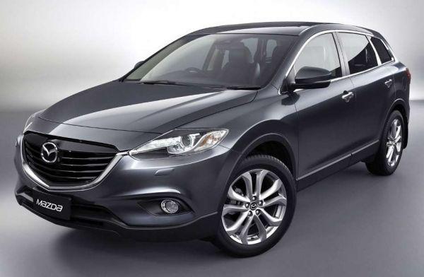 Мазда CX-9 2013: цена, фото, характеристики | Autodrom.Info