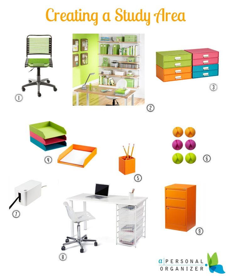 Set up a Homework Area in Your Home - The Spruce