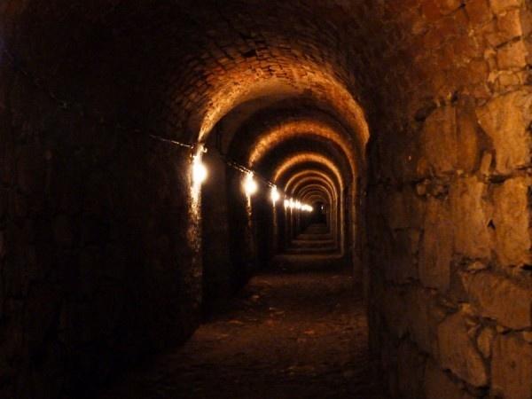 Fortress Klodzko and underground labyrinths