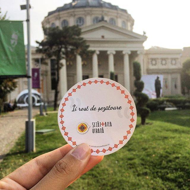 Îi rost de șezătoare în toată lumea ~ București ❤️ #sezatoareaurbana #romania #bucuresti #bucurestirealist