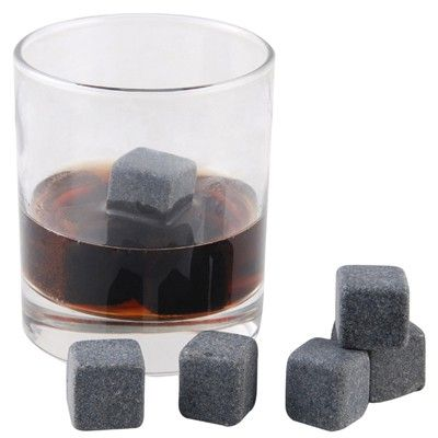Set of 9 pcs Basalt stones (for liquor cooling) via 5 Stars Gadgets. Click on the image to see more!