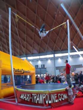 indoor commercial trampolines - Google Search