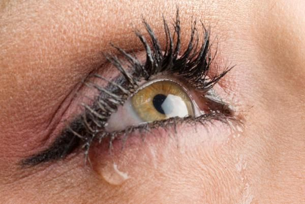 Top Tip Of The Week; makeup tips for watery, sensitive eyes!