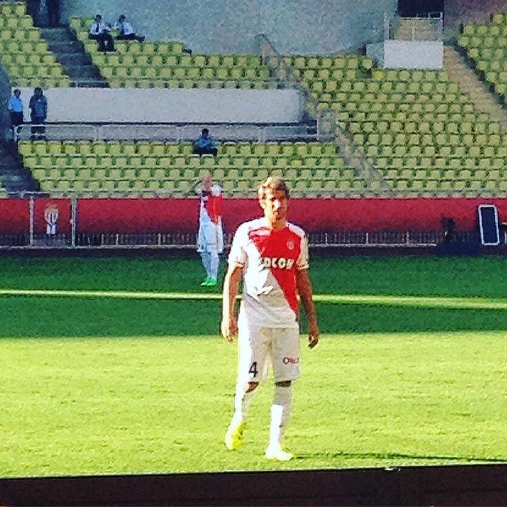 #Fontvieille What's good Fabio? #WayOutHere #StadeLouisII #MonacoLife #Ligue1 #5GoalThriller #Lorient #muneguinho #elshaarawy #PortugueseLife #FootyTour #vsco #vscocam ⚽️ @alyssacdasilva @biancamxo @fabio_coentrao by donnykiss from #Montecarlo #Monaco