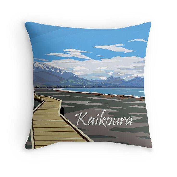 Kaikoura, New Zealand by Ira Mitchell-Kirk